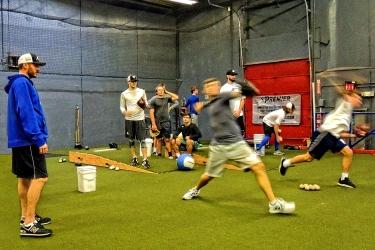 Premier Baseball KC - Pitching, Hitting, and Strength Training