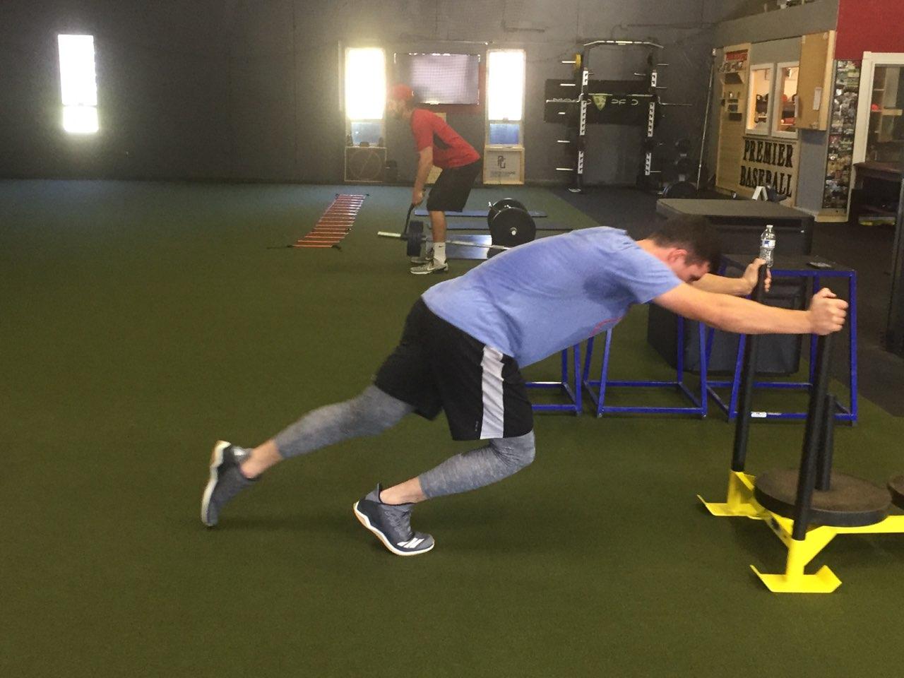 Strength Training - Premier Baseball KC